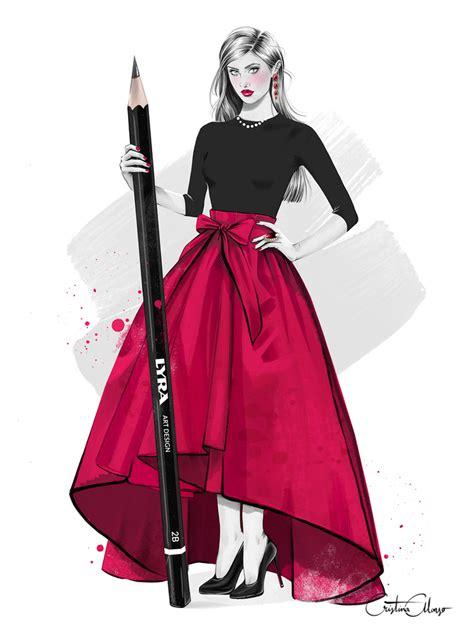 fashion illustration needed the fashion illustrator cristina alonso