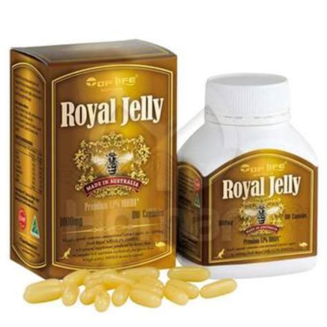 Royal Jelly And Detox by Top Royal Royal Jelly The Australian Made Caign