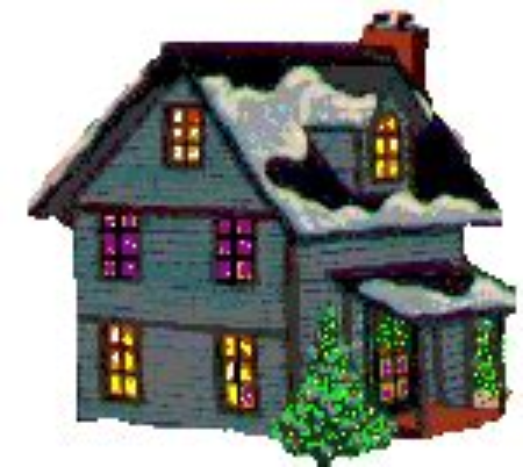 imagenes navideñas animadas gif gifs animados de casas de navidad