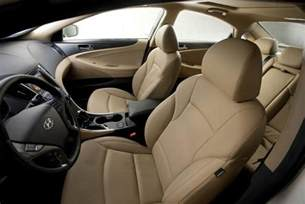 choosing a car with comfortable seats autotrader