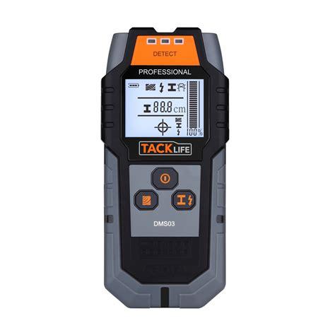 Digital Wall Stud Scanner Ac Wire Finder Wood Metal Detector 3 In 1 Digital Lcd Wood Wall Center Scanner Stud Metal Ac Live