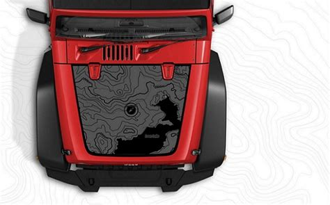 Custom Jeep Stickers Custom Jeep Wrangler Decals Pictures To Pin On