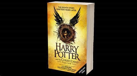 Ori Harry Potter And The Cursed Child Part One And Two Playscript book club shahala library