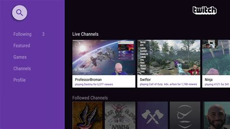 twitch android twitch co uk appstore for android