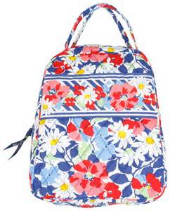 vera bradley summer cottage vera bradley summer cottage lunch bunch lunch box or