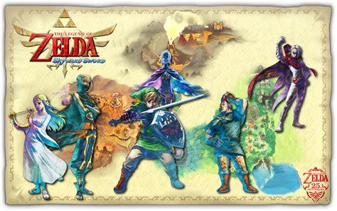 Legend Of Skyward Sword skyward sword perks and pitfalls ward