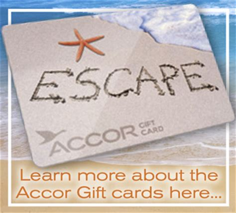 Accor Gift Card - accor gift card competition accor vacation club