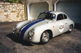 Porsche 356 Replica Kit Porsche 356 Coupe Kit Car Retro Rides