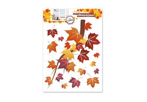 Fenster Sticker Herbst by Fensterbild Herbst Von K L Wall Art Dekorieren Sie Ihre