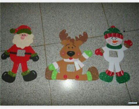 imagenes navidad en foami bellos adornos de navidad en foami bs 100 00 en mercado