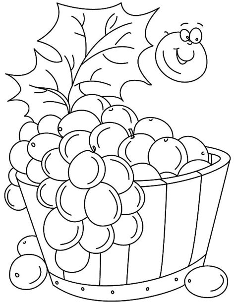 purple grapes coloring page great the color purple pages 50 with additional download
