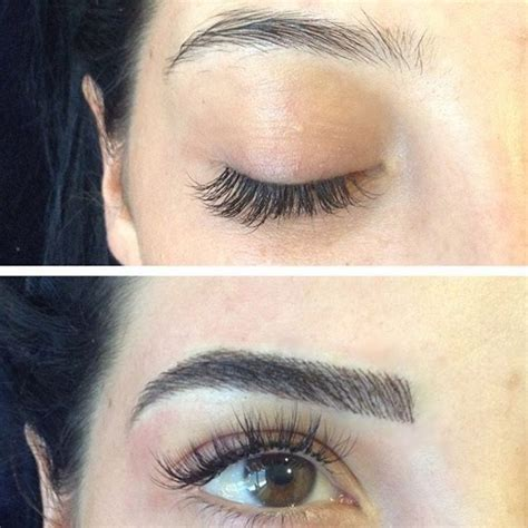 tattoo eyebrows in san antonio tx before after microblading eyebrow tattoos lavender falls