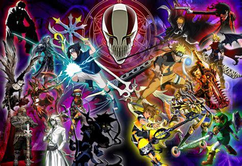 anime mix god is a anime mix by reptiletc on deviantart