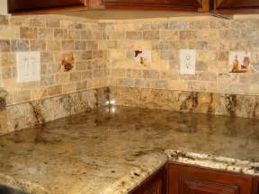 Rustic Kitchen Backsplash Tile rustic tile backsplash kitchen design ideas kitchen remodeling