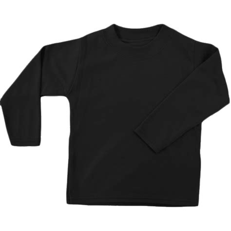 T Shirt 1 black unbranded baby sleeve t shirt 1 2y