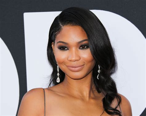 chanel iman new movie chanel iman sexy instagram photos and interview model