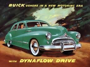 Buick Vintage Plan59 Classic Car Vintage Ads 1948 Buick