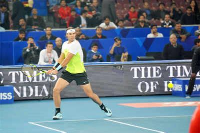 traditional mode of popular participation iptl loses sheen sans spectators tennis news times of