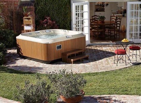 vasche giardino idromassaggio da esterno consigli giardino