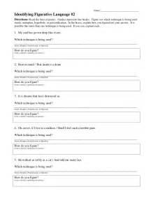 figurative language practice worksheets abitlikethis