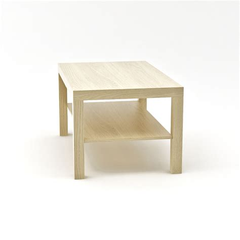 ikea lack side table ikea lack side table large 3d model max cgtrader com