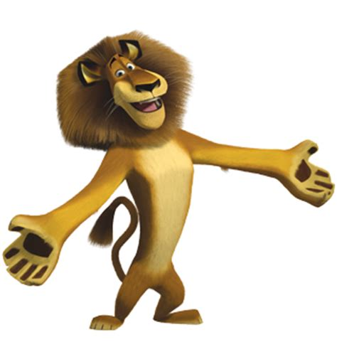 madagaskar film lion name alex madagascar movie characters jumpstart