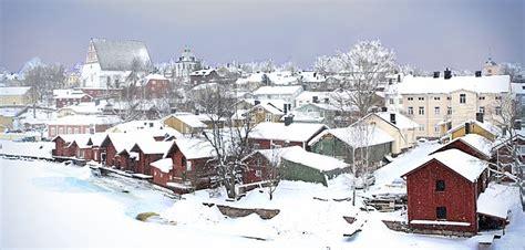 casa di babbo natale finlandia in finland near the home of santa claus chocolate