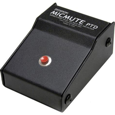 Ptt Key Switch Ht Yx777 whirlwind micmute ptd push to talk switch desktop micmute ptd