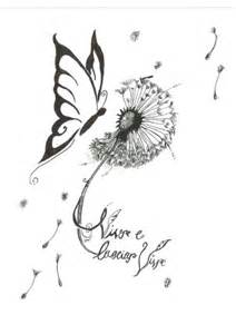 Tattoo design for a colleague butterfly part 1
