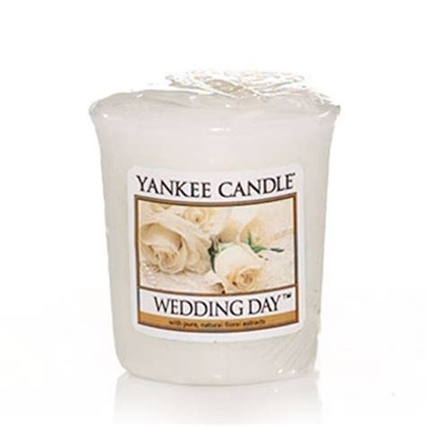 S Day Yankee Candle Yankee Candle Wedding Day Sler