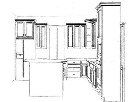 small kitchen floor plan ideas 16 beautiful small kitchen floorplans house plans 81710