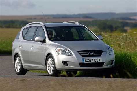 Kia Ceed Estate Review Kia Ceed Sw Review 2007 2012 Parkers