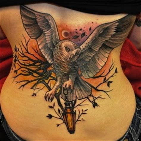 harry potter owl tattoo 124 best images about tattoos birds on