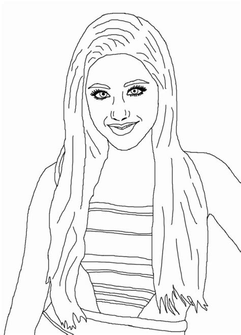 victorious coloring pages printable victorious coloring pages coloring home