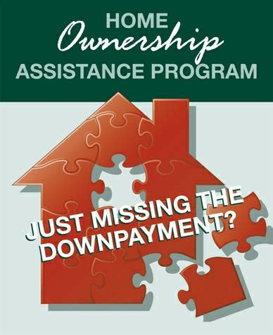 payment assistance program real estate seminar