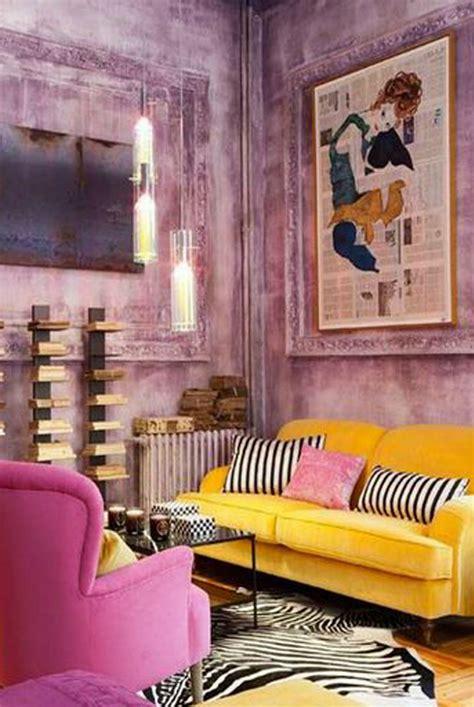 home interior ideas  radiant orchid home decor ideas