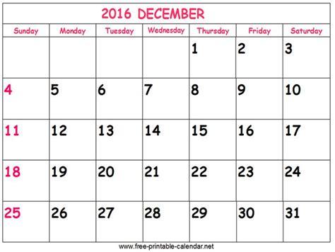 pinterest printable december calendar december 2016 calendar to print color this pinterest