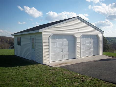 Built On Site Sheds built on site custom amish garages in oneonta ny amish