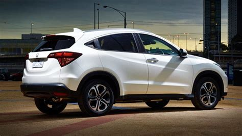 List Sing Honda Hr V 2015 honda hr v vti l adas review carsguide