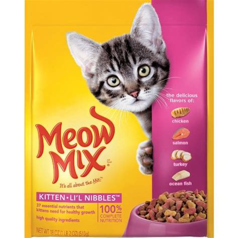 Meow Mix Kitten the best kitten food your cats will enjoy housing here