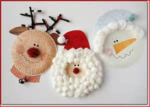paper plate christmas crafts for toddlers kristal