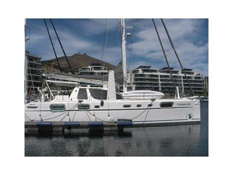 catamaran de vela en venta catana 582 sailing catamaran en sud 225 frica catamaranes de