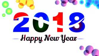 happy 2018 greeting cards whatsapp
