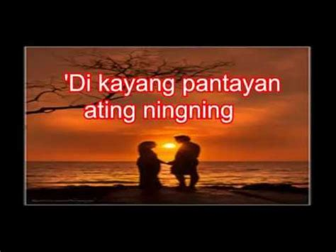 theme song ningning mr dj sharon cuneta official lyric video with chords