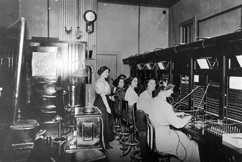 indonesische möbel первая телефонная станция