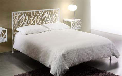 spalliere letto in ferro battuto letto matrimoniale in ferro battuto green di cosatto