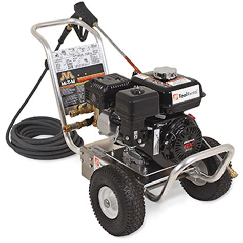 2000 2700 psi pressure washer rental the home depot