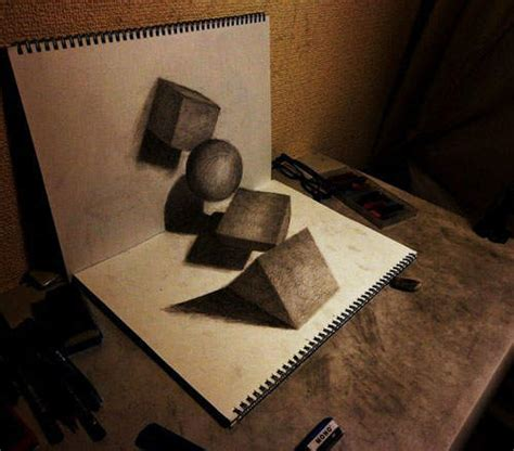3d Drawing by 3d Drawing Jackyrais