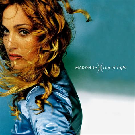 Cd Madonna the middle eight fifteen years of of light