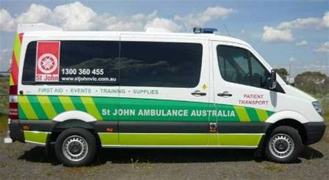 st ambulance tasmania patient transport mader international
